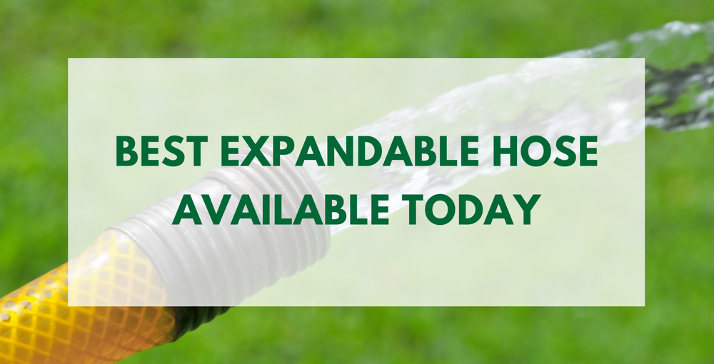 best expandable garden hose in 2018 high quality expandable hoses - Best Expandable Garden Hose